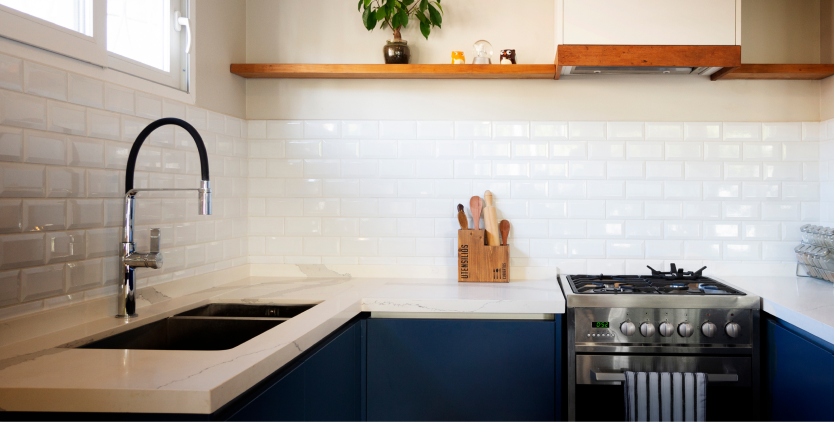 Obras de remodelacion de cocinas tablero